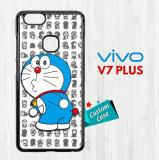 Promo Toko Doraeoon L0084 Casing Hp Vivo V7 Plus Custom Case Cover