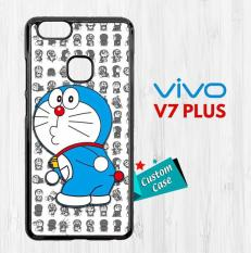 Toko Doraeoon L0084 Casing Hp Vivo V7 Plus Custom Case Cover Terdekat