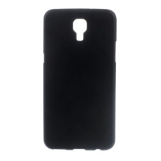 Double-sided Matte TPU Case untuk LG X SCREEN (Hitam)-Intl