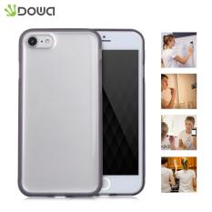 Dowa Magis Adsorpsi Anti-Gravity Handsfree Transparan Case Selfie Cover untuk IPhone 7 (Hitam) -Intl