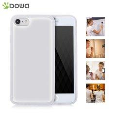 DOWA Magis Adsorpsi Anti-Gravity Handsfree Transparan Case Selfie Cover untuk IPhone 7-Intl