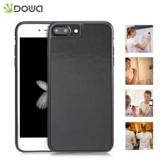 DOWA Magical Nano Handsfree Sticky Case Anti-Gravity Selfie Cover untuk IPhone 7 Plus (Hitam) -Intl