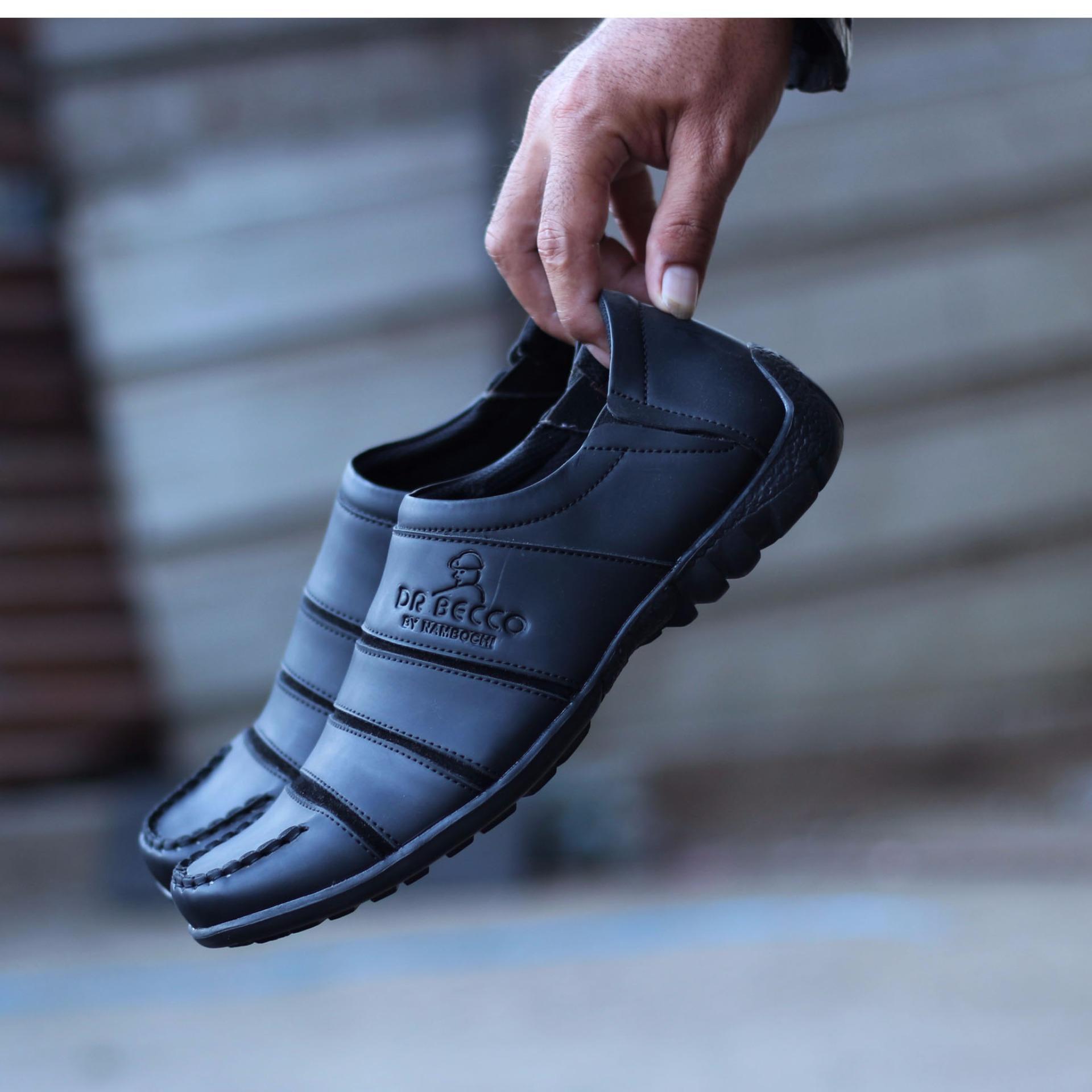 Promo Dr Becco Sepatu Original Slipon Loafer Pria Murah