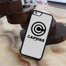 Dragon Ball Z Capsule Corp 10 Fashion Hard Phone Case untuk Apple IPhone 6/6 S-Intl
