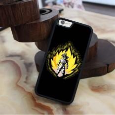 Dragon Ball Z Goku Wukong 10 Fashion Hard Phone Case untuk Apple IPhone 6/6 S-Intl