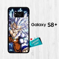 dragon ball z super saiyan 5 goku Z0747 Casing HP Samsung Galaxy S8 Plus Custom Case Cover