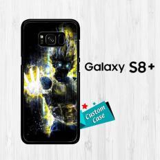 Dragon Ball Z Vegeta Bad Man Saiyan Prince L1405 Casing HP Samsung Galaxy S8 Plus Custom Case Cover