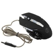 Promo Dragon Faksi T19 Kawat Light Game Mouse Built In Heavy Iron Empat Roda Gigi Kecepatan Variabel Dpi Penyesuaian Piano Baking Proses Intl Di Tiongkok