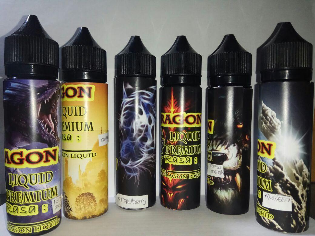Spesifikasi Dragon Liquid Bagus
