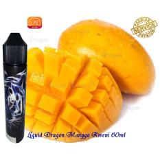 Dragon Liquid Vape& Rokok Elektrik 60ml-mangga Kweni Mint