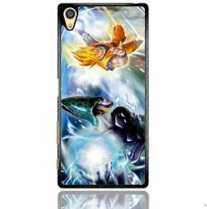 Dragonball Z Cell Vs Goku Z1600 Sony Xperia Z5 Premium Custom Hard Case