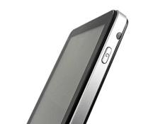 DragonPad Baru Datang! 5' Mobil GPS Navigasi Layar Sentuh FM MP3 MP4 4 GB Peta Baru WinCE6.0