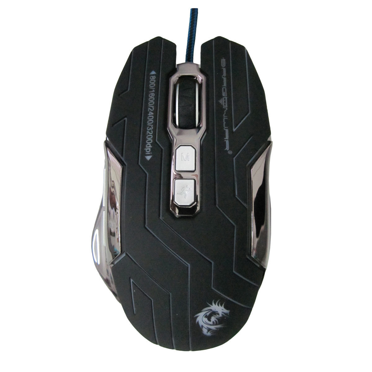 Beli Barang Dragonwar Reload Blue Sensor Gaming Mouse Online