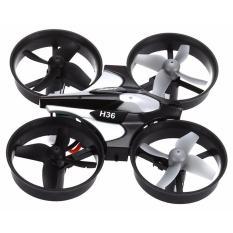Jual Drone Jjrc H36 Mini Quadcopter 6 Axis 2 4G 4Ch Black Jjrc Branded