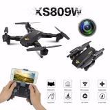 Beli Drone Kamera Wifi Fpv Lipat Visuo Xs809W Xs809Hw Altitude Hold Yang Bagus