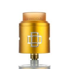 Druga RDA 24 by Augvape Style vape vapor vaporizer - Gold