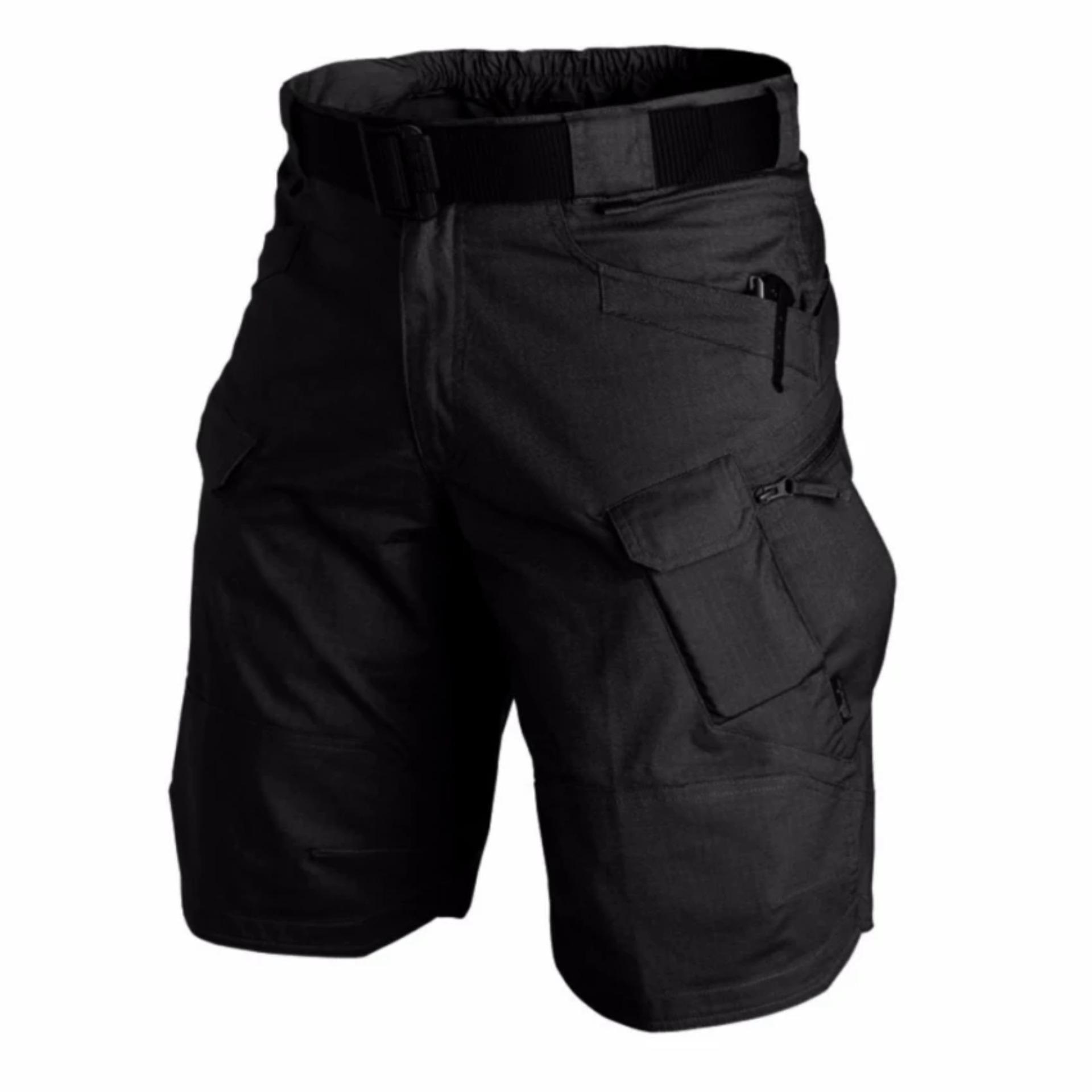 Spesifikasi Ds Celana Taktikal Pendek Hitam Yang Bagus Dan Murah