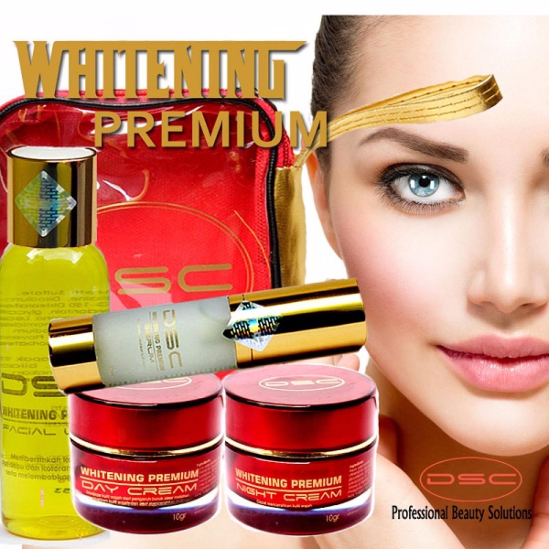 Ulasan Mengenai Dsc Paket Whitening Gold Whitening Premium Bpom