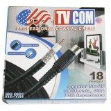 Beli Dsc Tv Com Coaxial Cabel Kabel Antena 18 Meter Kwalitas 1 Kredit Dki Jakarta
