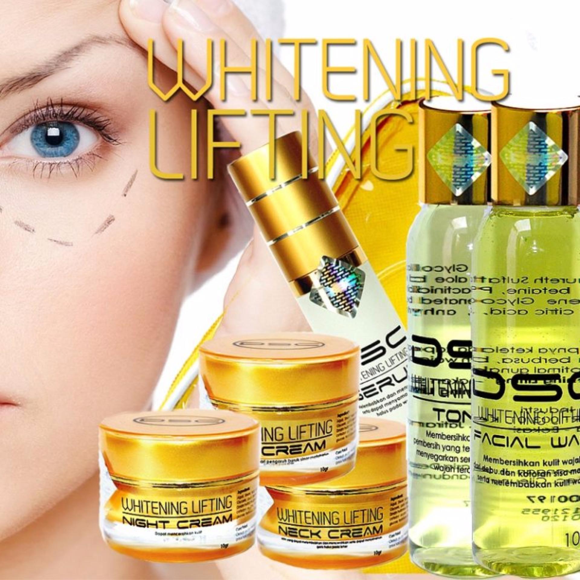 Harga Dsc Whitening Lifting Pemutih Dan Penghilang Kerutan Bpom Branded