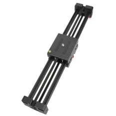 DSLR Camera Video Slider Dolly 50cm Track Rail Stabilizer 100cmSliding - intl