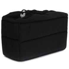 Harga Khusus Kamera Dslr Insert Cushion Partition Fleksibel Empuk Pembungkus Tas Hitam Branded