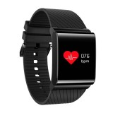 Diskon Dsstyles 95 Inch Colorful Oled Touch Screen Smart Bracelet Bluetooth 4 Fitness Tracker Heart Rate Blood Pressure Monitor Waterproof Multifunction Wristband Black Tiongkok