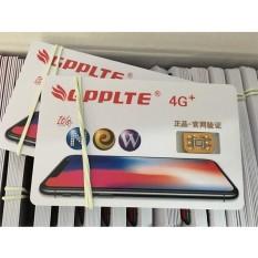 Dsstyles Gpp Membuka SIM Kartu untuk iPhone 7 Plus 7 6 S PLUS 6 S 6 Plus 5C 5 S SE 4G Pro Versi Upgrade Awan Pintar Kartu