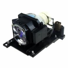 DT01022 Projector Replacement Lamp for Hitachi CP-RX80W / CP-RX78 / ED-X24 / CP-RX78W / CP-RX80 / ED-X24Z - intl