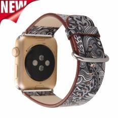 Rp 129.000. DTD Asli Kulit Tali Kulit Tali untuk Apple Watch 38 Mm ...