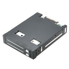 Teluk Ganda 6.35 Cm SATA III Harddisk HDD And SSD Nampan Kadi Internal Ponsel Rak Pagar Dock Perpindahan Panas