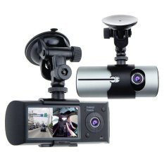Dual Kamera Mobil DVR R300 With GPS And 3 D G-sensor 2,7