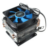 Review Dual Fan Cpu Mini Cooler Heatsink Untuk Intel Lga775 1156 1155 Amd Am2 Am2 Am3 Intl Not Specified Di Tiongkok
