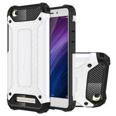 Hibrida Tpu Pc Bumper Case Untuk Huawei Honor 8 Lapis Ganda Anti ... -