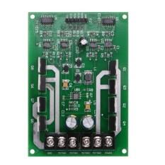 Pembalap Motor Ganda Papan Modul H-bridge DC MOSFET IRF3205 3-36 V 10APeak30A-Intl