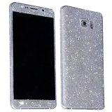 Spesifikasi Dull Polish Berlian Imitasi Diamond Shining Bling Full Body Skin Sticker Depan Kembali Glitter Cover Film Untuk Samsung Galaxy Note 5 Silver Lengkap Dengan Harga