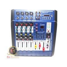 Spesifikasi Dusen Berg Power Mixer 4 Channel Pmx 402D Dan Harganya