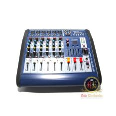 Dusen Berg Power Mixer 6 Channel PMX-602D