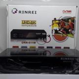 Jual Dvb T2 Set Top Box Digital Tv Receiver Rinrei Drn 511W Di Bawah Harga