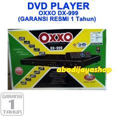 DVD PLAYER OXXO DX-999 BLACK USB / KARAOKE (GARANSI RESMI)