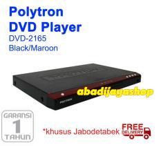 Spesifikasi Dvd Player Polytron Dvd 2165 Terbaru