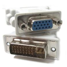DVI 24+5 To VGA Converter DVI Male to VGA Female