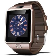 Jual Dz09 Smart Watch Untuk Android Dan Ios Emas Murah Tiongkok