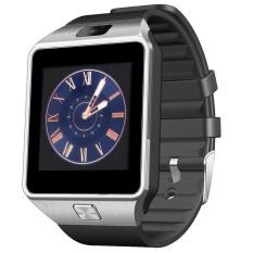 Beli Dz09 Jam Pintar Untuk Android Dan Ios Silver International Online Murah