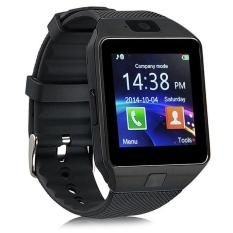 Ulasan Dz09 Smartwatch Watchphone Gsm For Android Black