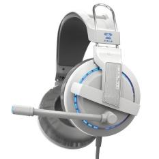 E-3LUE Cobra H937 Biru Light Gaming Headset dengan Mikrofon Razer Game WH-Intl