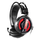Toko E Blue Cobra Gaming Headset Hitam Hitam Merah Jawa Tengah