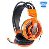 Ulasan Tentang E Blue Cobra Series Professional Gaming Headset Ehs013 Orange