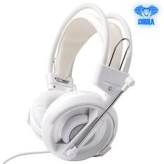 Harga E Blue Cobra Series Professional Gaming Headset Ehs013 White E Blue Online