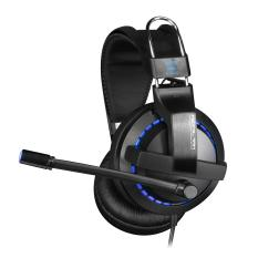Promo E Blue Cobra Type X Professional Gaming Headset Ehs951 Hitam Indonesia